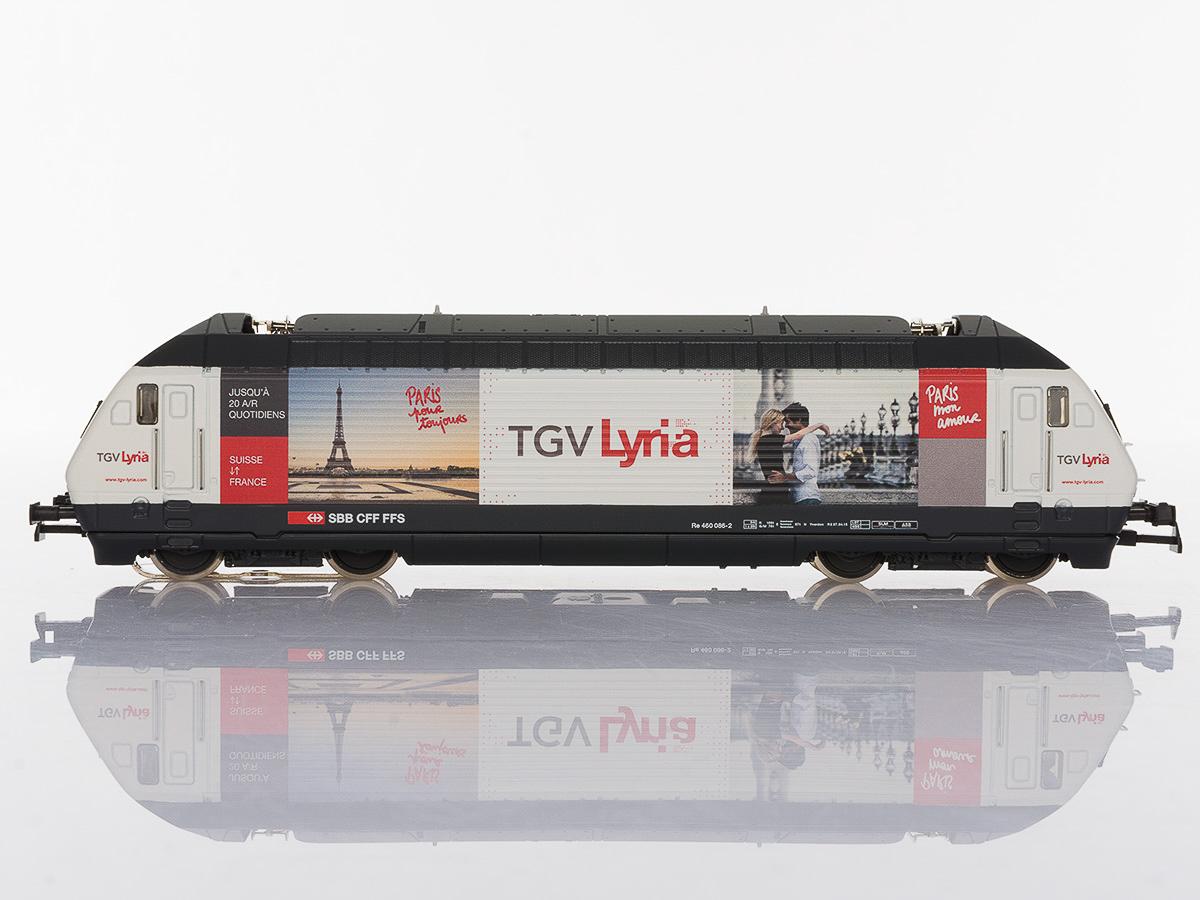 Pabas Stucki TGV Lyria Seite Spur H0
