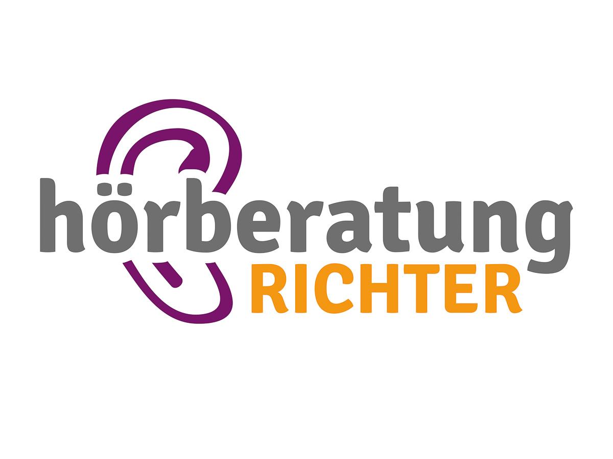 Redesign Logo Hörberatung Richter